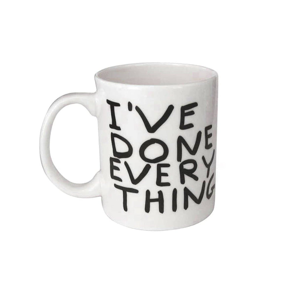 I've Done Everything by David Shrigley | Enter Gallery