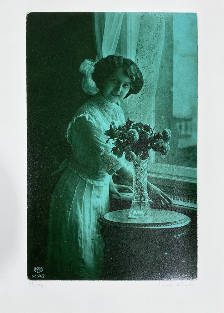 Load image into Gallery viewer, Victorian Postcards (Set of 5 prints)