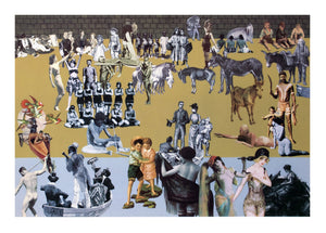 On The Beach by Peter Blake | Enter Gallery