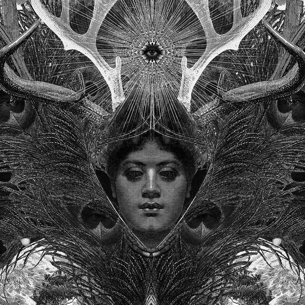 Dreamer Of The Ways artwork by Dan Hillier