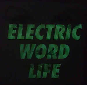 Electric Word Life artwork by Aroe