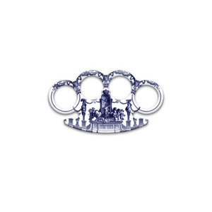 Delft Knuckle Duster
