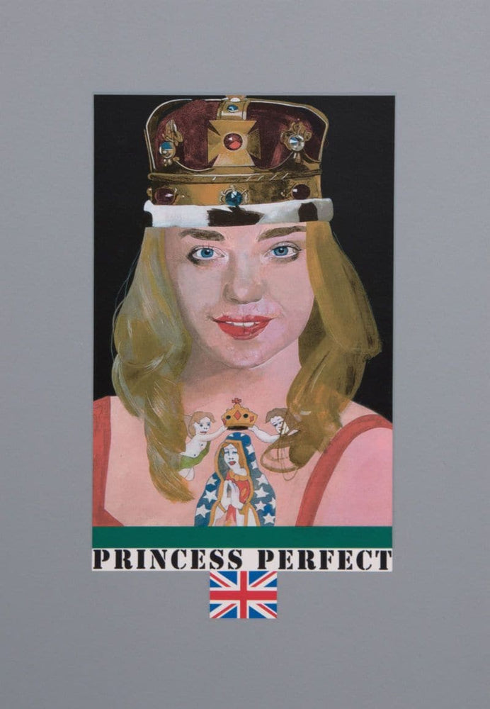 Princess Perfect artwork by Peter Blake
