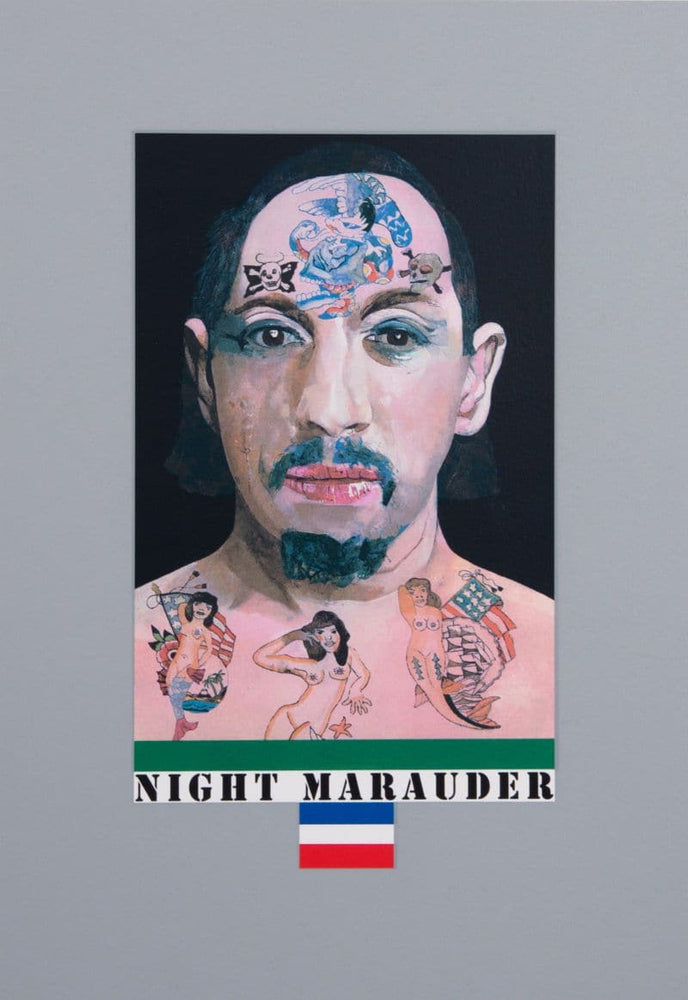 Night Marauder artwork by Peter Blake