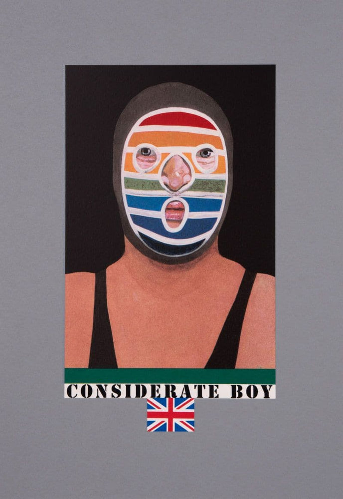 Considerate Boy artwork by Peter Blake