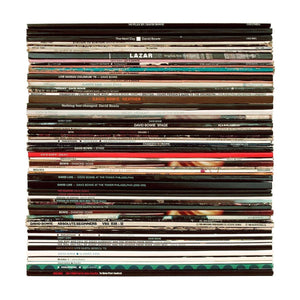 Bowie XL artwork by Mark Vessey