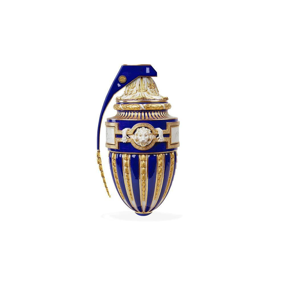 Sevres Grenade artwork by Magnus Gjoen