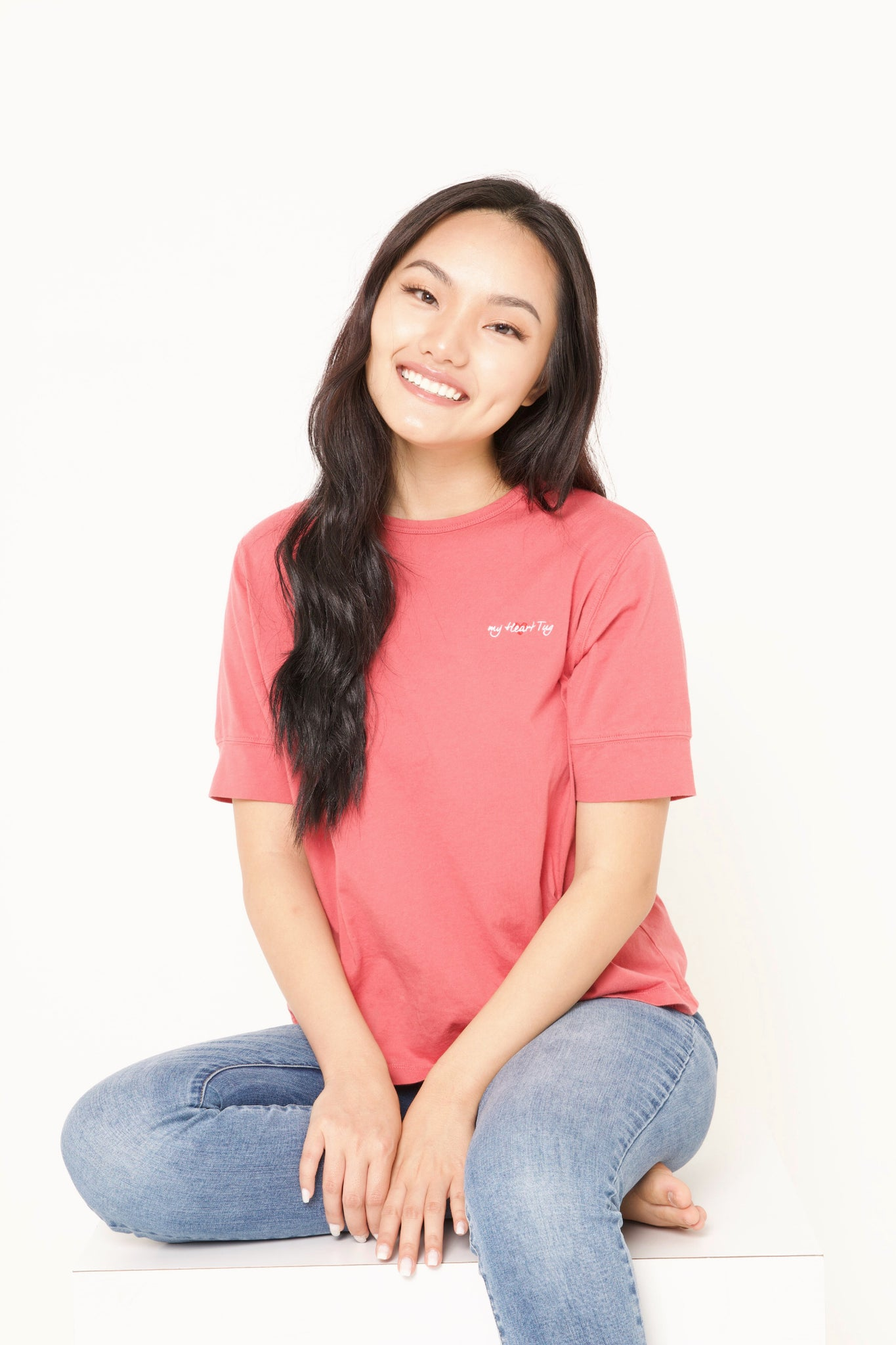 Frontline Shirt - Coral