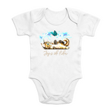 Body biologico per neonato - Joys of life - Body bébé - BZ10 - DTG - T-Pop - AnimalStories.shop