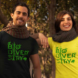 T-Shirt unisex Organic - Biodiversity - AnimalStories.shop