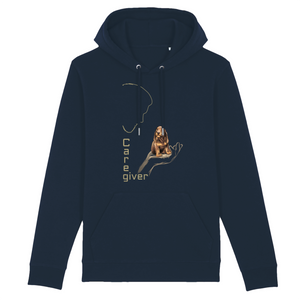 Felpa uomo con cappuccio - Caregiver (male) - Hoodie - CRUISER - Stanley - DTG - T-Pop - AnimalStories.shop