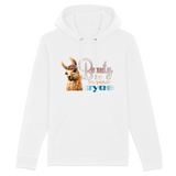 Felpa donna con cappuccio Organic - Beauty is in your eyes - Hoodie - CRUISER - Stanley - DTG - T-Pop - AnimalStories.shop