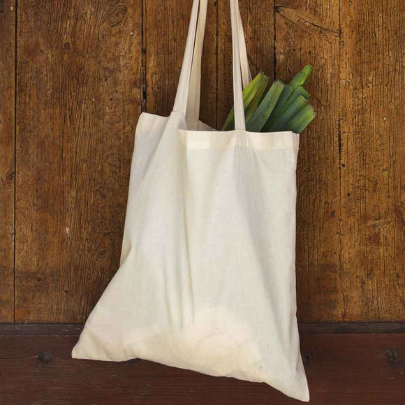 Set di tre Shopper in cotone LH - Shopper - Jassz - AnimalStories.shop
