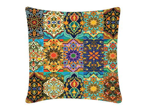 Cushion Cover, Square (Tiles)