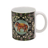 Mug, Large (Oriental Elephant - Black)