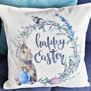 Easter Pillow Covers w/ Zipper // 6 Styles