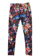 Load image into Gallery viewer, Christmas Tree Lights Leggings w/Pockets