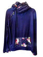 Load image into Gallery viewer, Bandana Roses Whimsies brand hoodie