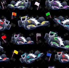 Load image into Gallery viewer, Kids Race Car Jogger