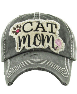 Cat Mom Hat