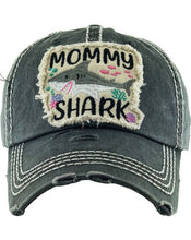 Load image into Gallery viewer, Mommy Shark Hat