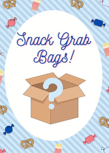 Mystery Snack Grab Bag