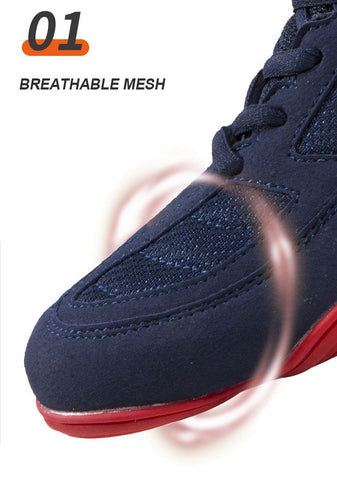 detail about breathable mesh