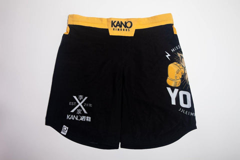 Official Yorky MMA Shorts front