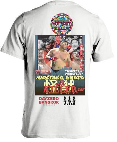 "Limited Edition ""Hidetaka Arato"" Official Tee - YORKY"