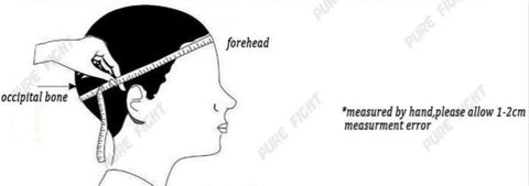 How to measure head circumference