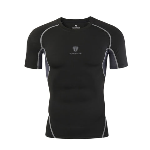 ActiveWear Sport T-Shirt Rash Guard front view