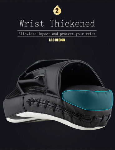 boxing pad thickened wrist pillow detail