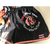 Logo detail Tiger Muay Thai Boxing shorts