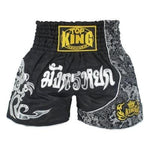 Front view Original Muay Thai Top King Boxing Shorts