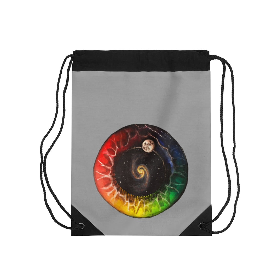 Integration Drawstring Bag