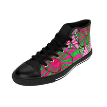 Load image into Gallery viewer, Circus Snake Women's High-top Sneakers