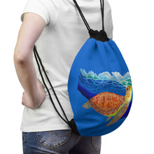 Load image into Gallery viewer, Honua Drawstring Bag