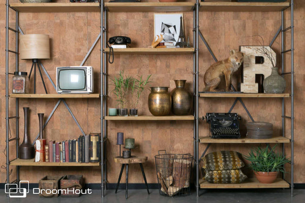 Kast Dutchbone shelf Iron
