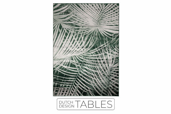 Vloerkleed Zuiver Palm Dutch Design Tables