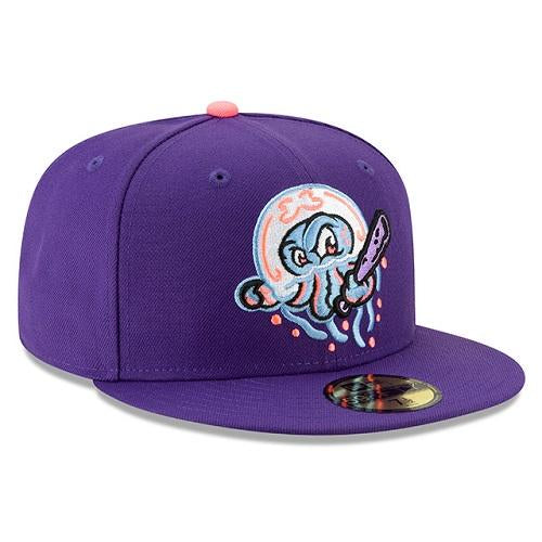 Lakewood BlueClaws Copa Fitted Hat