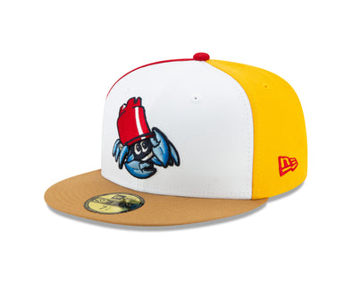 Jersey Shore BlueClaws Alternate 2 Fitted Hat