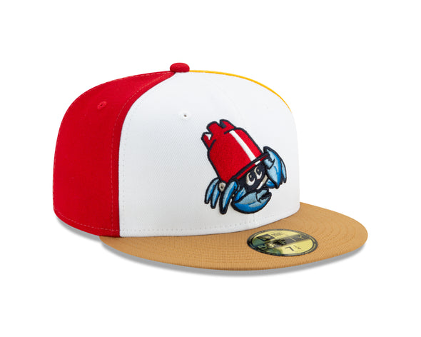 Lakewood BlueClaws Alternate Fitted Hat
