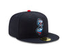 Lakewood BlueClaws State Fitted Hat