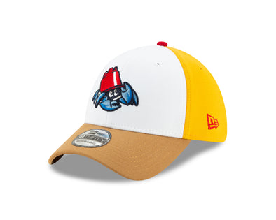 Lakewood BlueClaws Alternate Stretch Fit Hat