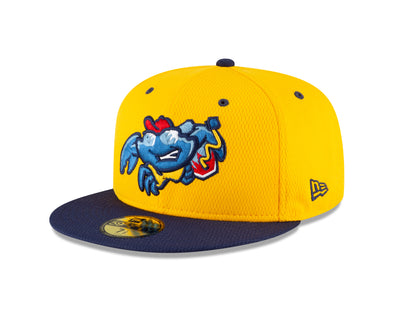 Jersey Shore BlueClaws BP Fitted Hat
