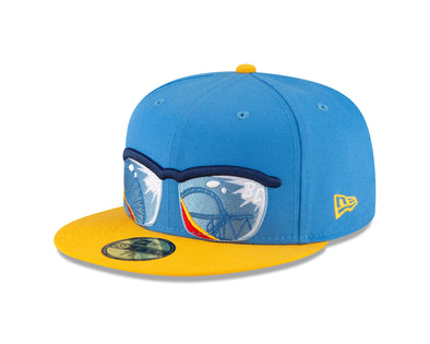 Jersey Shore BlueClaws Alternate 1 Fitted Hat
