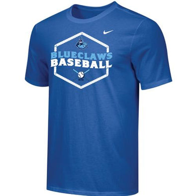 Lakewood BlueClaws Youth Nike Core B Tee