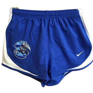 Lakewood BlueClaws Womens Blue Shorts