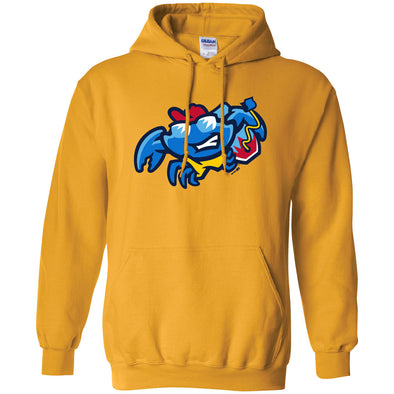 Jersey Shore BlueClaws BP Logo Hood