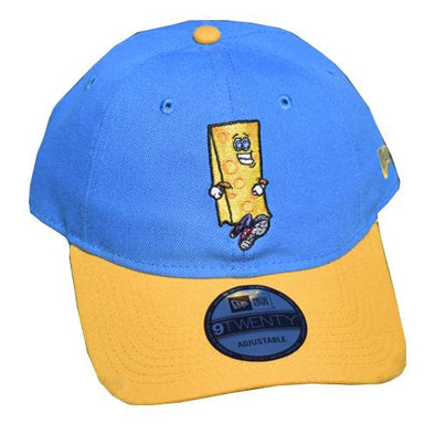 Jersey Shore BlueClaws Cheese Adjustable Cap
